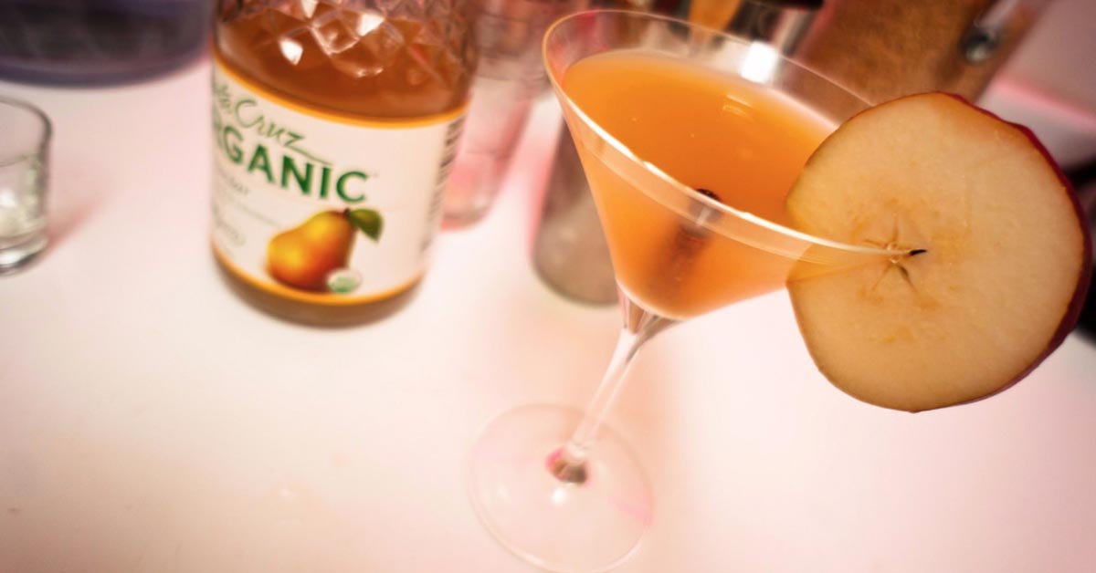 The Dos & Don'ts Of The Perfect Pear Martini