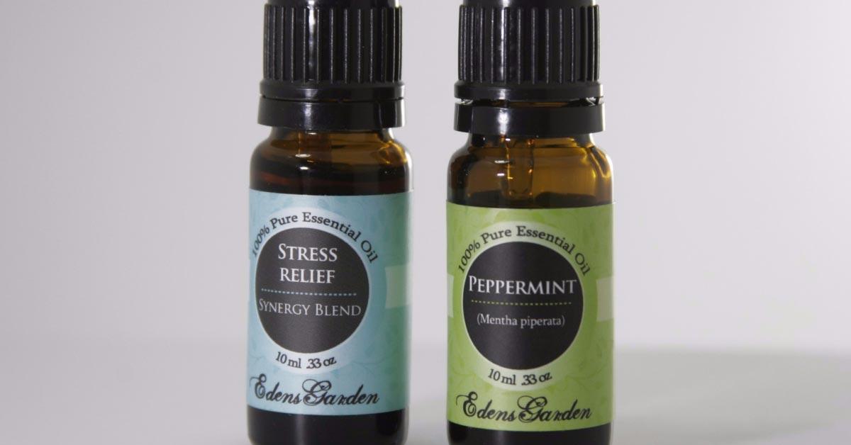 Using Peppermint Oil For Headaches