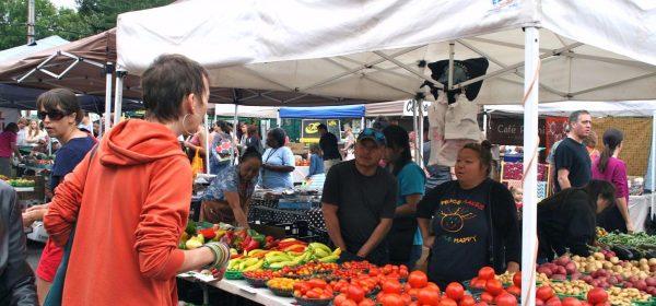 Enjoy Your Visit to the Minneapolis Farmers Market