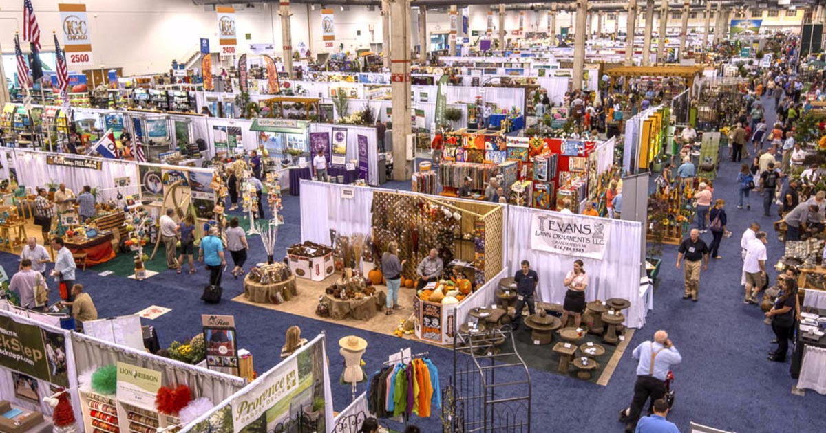 find local home and garden shows for fantastic ideas and inspiration the diy farmer - Home And Garden Trade Shows