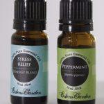 peppermint oil for headaches