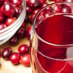 is cranberry juice acidic