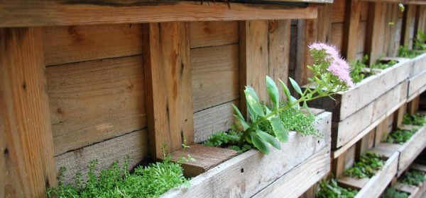 15 Beautiful Do-It-Yourself Pallet Gardens That You're Sure To Love